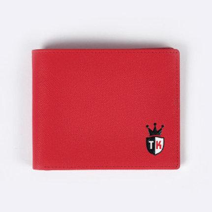 TripleKing Wallet Red