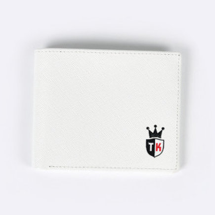TripleKing Wallet White