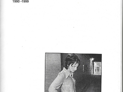 PRESS CLIPPINGS 1990 – 1999 ANNOTATED