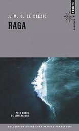 """Couverture du livre """"Raga"""""""