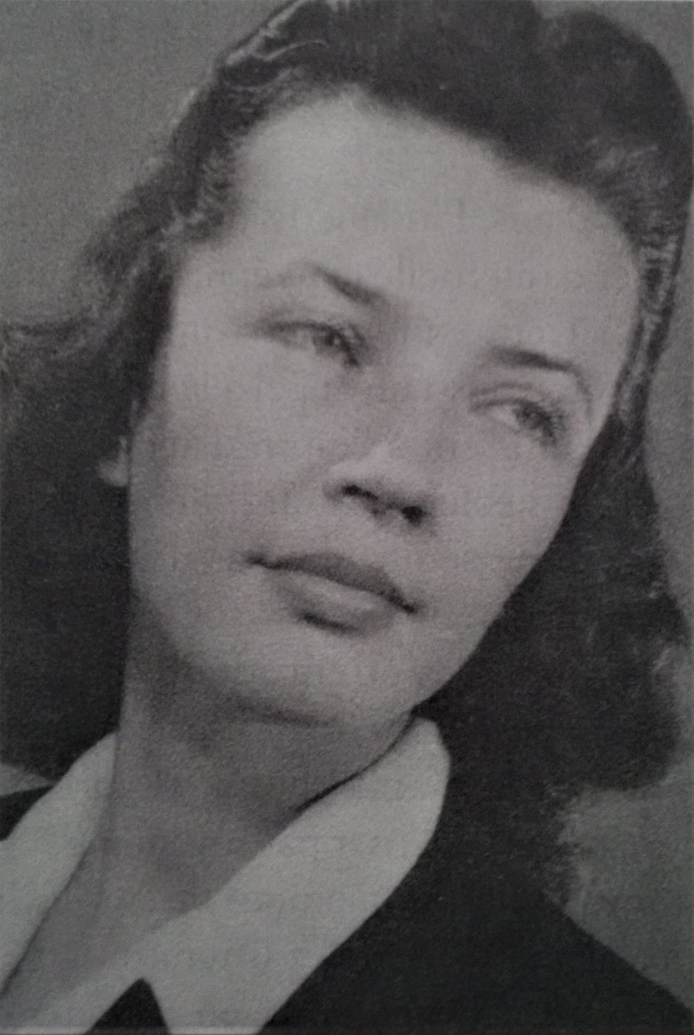 Olga Ilyina-Laylle en 1944