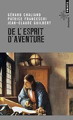 couverture du livre De l'esprit d'aventure