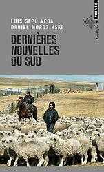 """Couverture du livre """"Dernières nouvelles du sud"""""""
