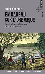 """Couverture du livre """"En radeau sur l'Orénoque"""""""