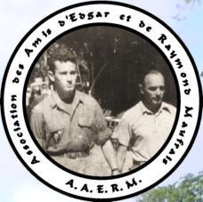 Logo de l'Association des Amis d'Edgar et de Raymond Maufrais