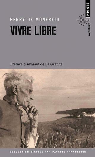 couverture du livre Vivre libre