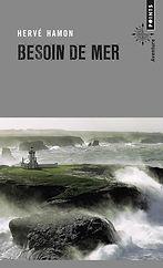 """Couverture du livre """"Besoin de mer"""""""