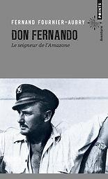 """Couverture du livre """"Don Fernando"""""""