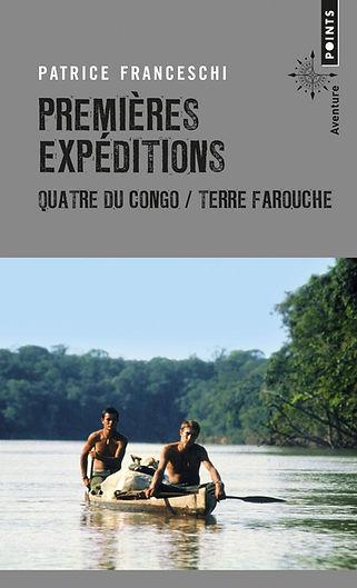 """Couverture du livre """"Premières expéditions"""""""
