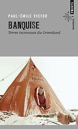 """Couverture du livre """"Banquise"""""""