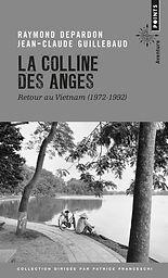"""Couverture du livre """"La colline des anges"""""""
