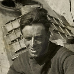 Portrait d'Alain Gerbault