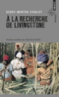 """Couverture du livre """"A la recherche de Livingston"""""""