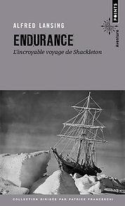 """couverture du livre """"Endurance"""""""