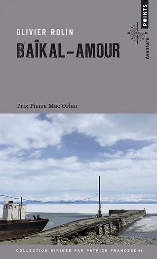 """Couverture du livre """"Baïkal-Amour"""""""