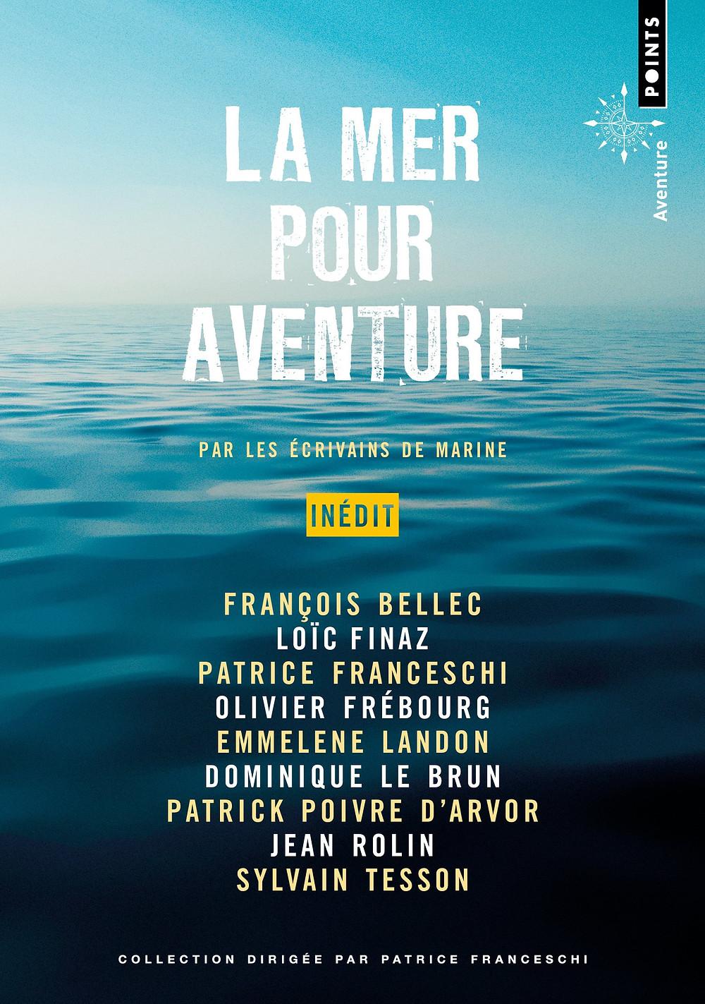 La mer pour aventure