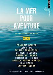 Couverture du livre La mer pour aventure
