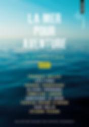 """Couverture du livre """"La mer pour aventure"""""""