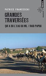 """Couverture du livre """"Grandes traversées"""""""