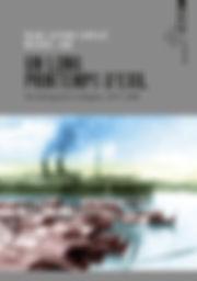 """Couverture du livre """"Un long printemps d'exil"""""""