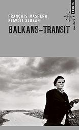 """Couverture du livre """"Balkans-Transit"""""""