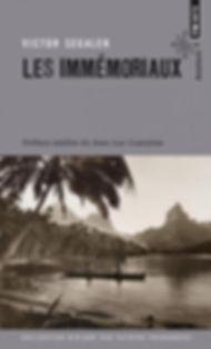 """Couverture du livre """"Les immémoriaux"""""""