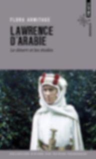 """Couverture du livre """"Lawrence d'Arabie"""""""