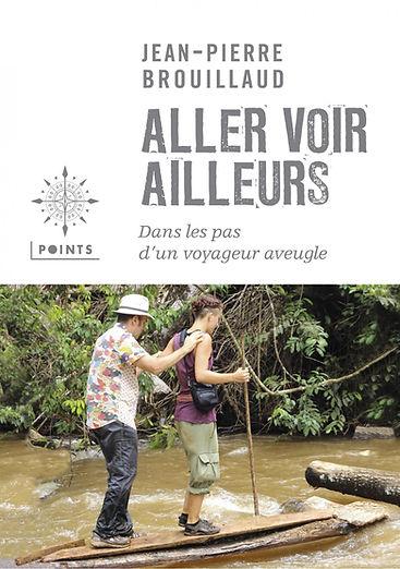 """Couverture du livre """"Aller voir ailleurs"""""""