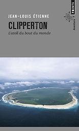 """Couverture du livre """"Clipperton"""""""