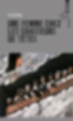 """Couverture du livre """"Une femme chez les chasseurs de tête"""""""