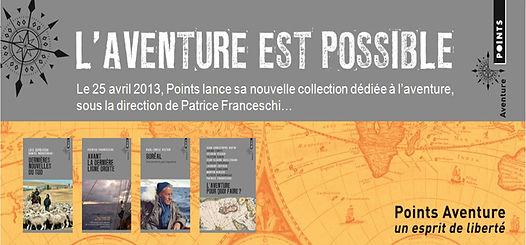 Bannière de présentation de la collection