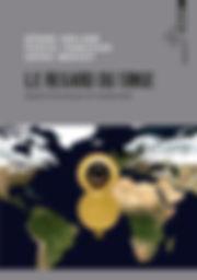 """Couverture du livre """"Le regard du singe"""""""