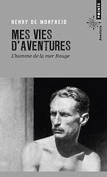 """Couverture du livre """"Mes vies d'aventures"""""""