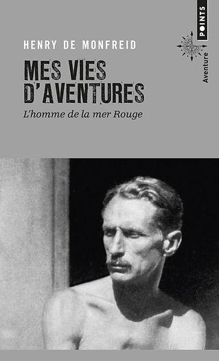 """Couverture du livre """"Mes vies d'aventure"""""""