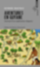 """Couverture du livre """"Aventures en Guyane"""""""