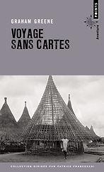 """couverture du livre """"voyage sans cartes"""""""
