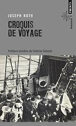 """Couverture du livre """"Croquis de voyage"""""""