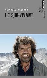 """Couverture du livre """"Le sur-vivant"""""""
