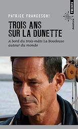"""Couverture du livre """"Trois ans sur la dunette"""""""