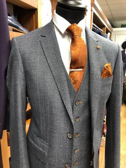The Black Tie Showroom Mens Suits