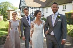 The Black Tie Showroom wedding hire