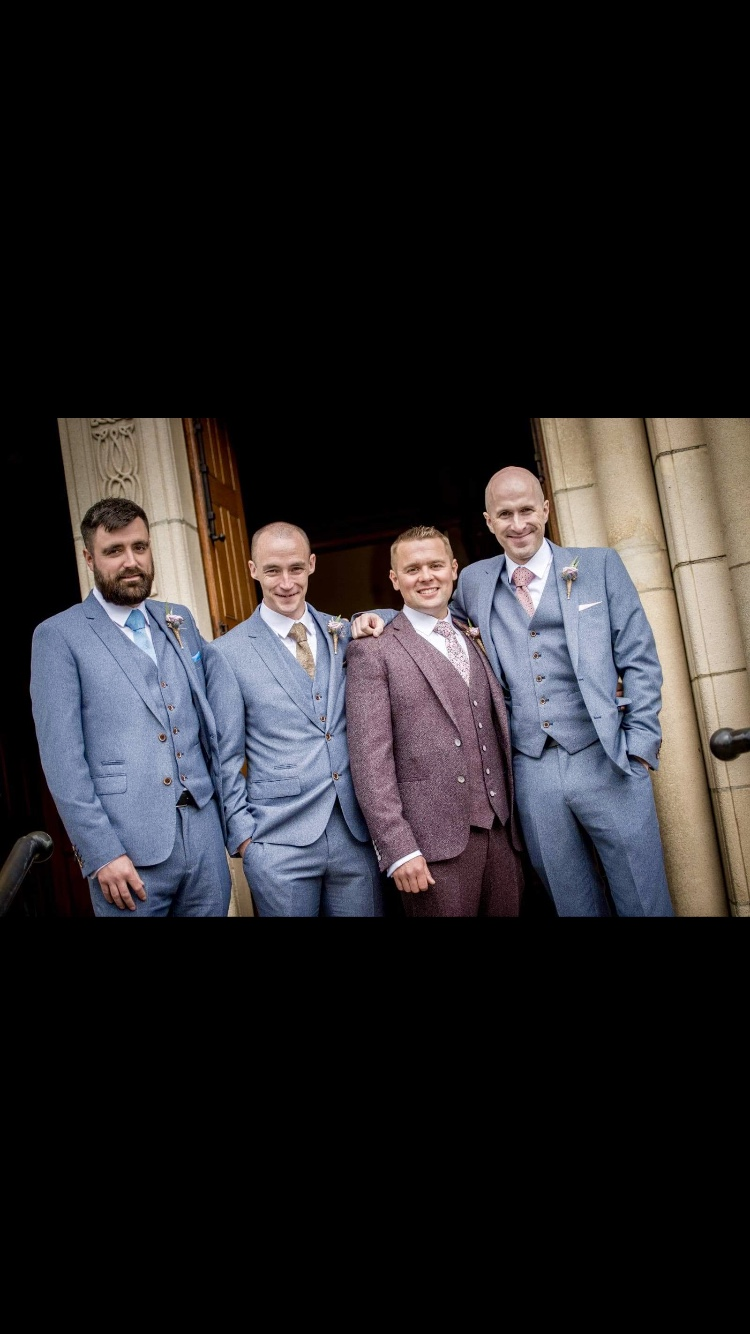Mens Wedding Suits Derry
