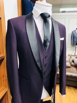 The Black Tie Showroom formal tuxedo