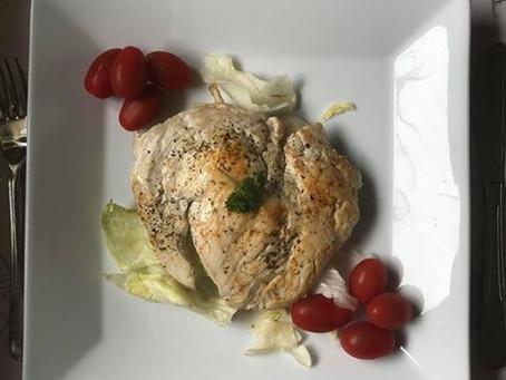Garlic & Herb Butterfly Chicken