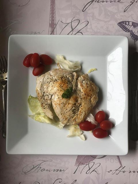 Garlic & Herb Butterfly Chicken withloverecipes.com