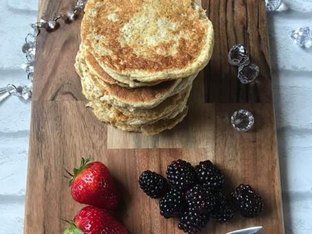 Sweet Treat Pancakes
