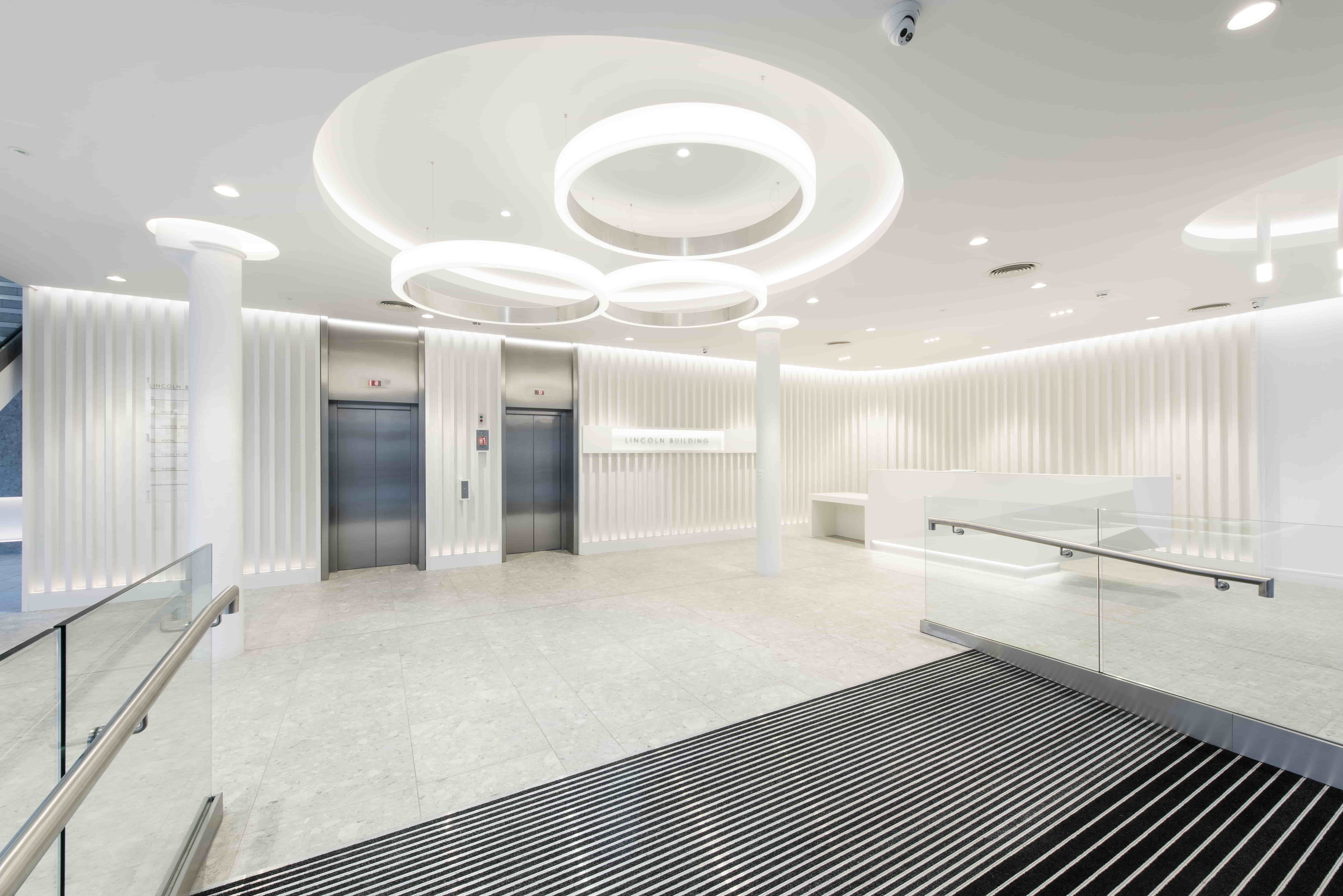 Fit outs and refurbishments