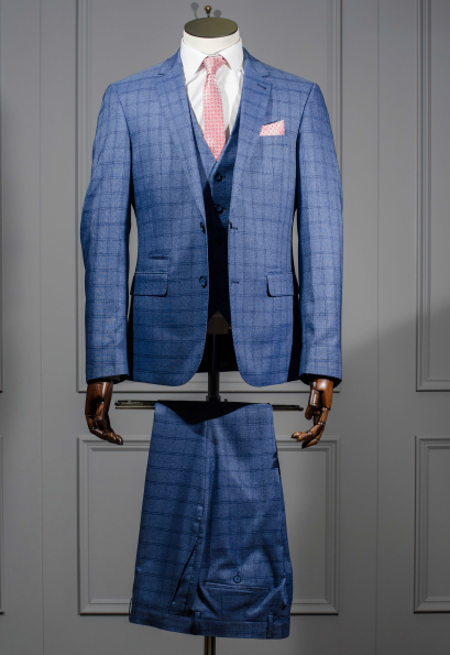 mens quality suits derry