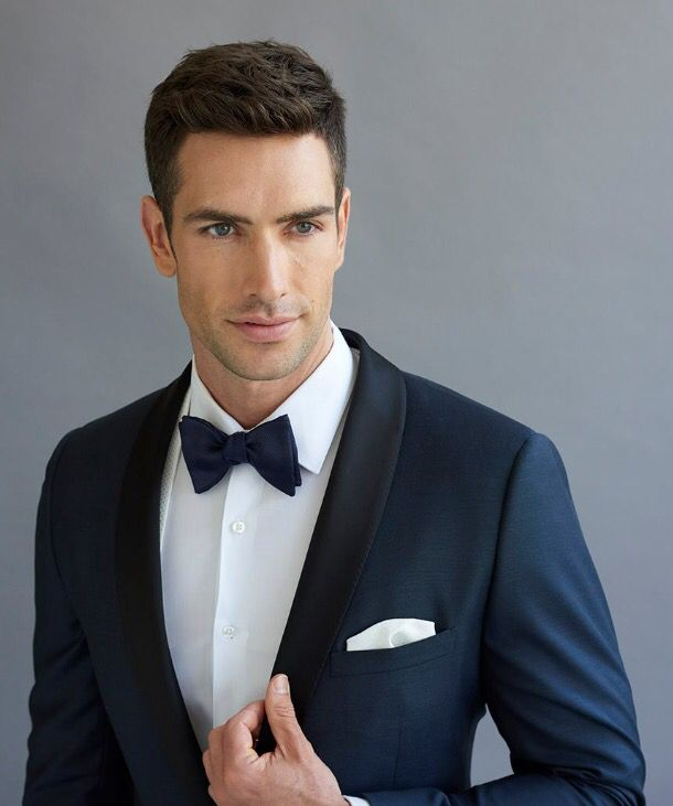 The Black Tie Showroom tuxedo