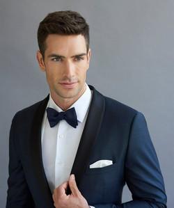 The Black Tie Showroom tuxedo